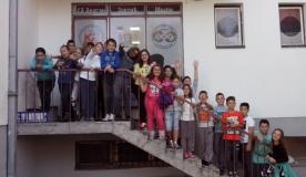 Ученици одељења 4/2 у посети Стрељани