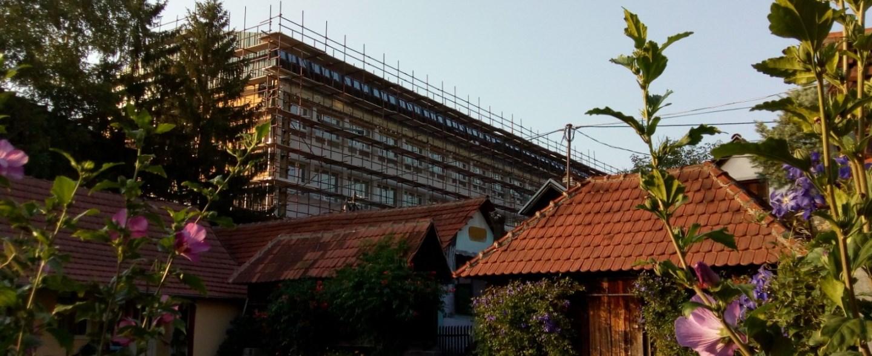 реконструкција школе 2019.